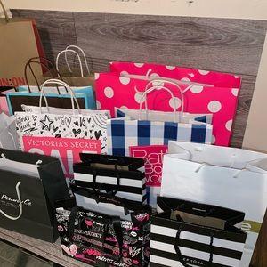 🛍15 shopping bags 🛍